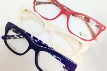 Ray Ban, Tory Burch, Kate Spade Eyeglasses 3