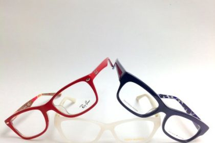 Ray Ban, Tory Burch, Kate Spade Eyeglasses