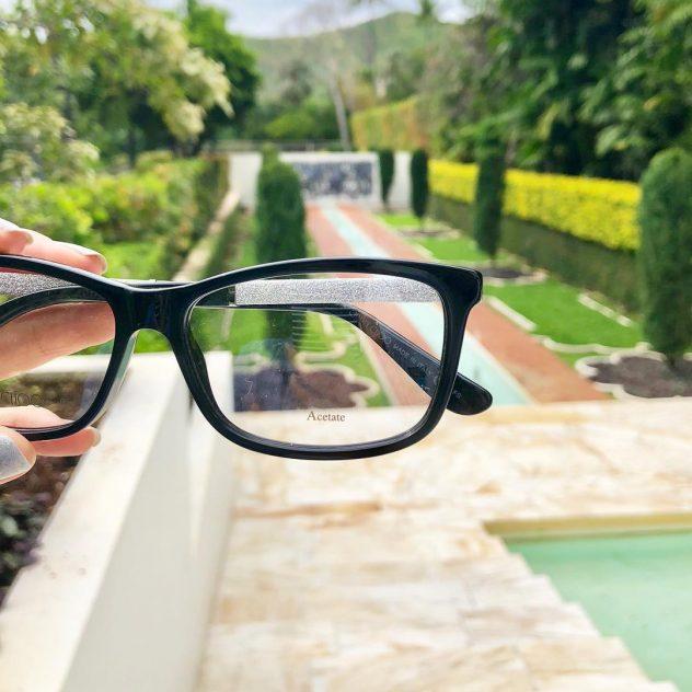 Jimmy Choo eyeglasses