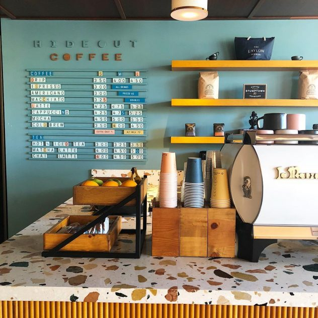 Hideout Coffee