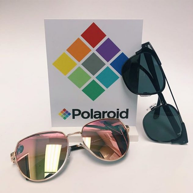 Photograph of 2 Polaroid sunglasses