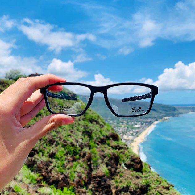 Oakley eyeglasses