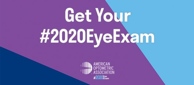 Get Your #2020 Eye Exaqm