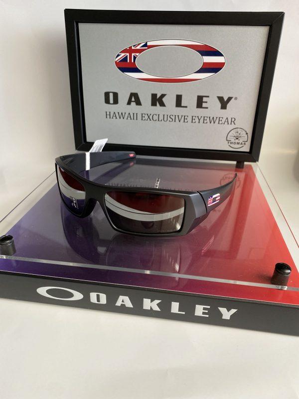 Oakley Gascan with Hawaii flag icon