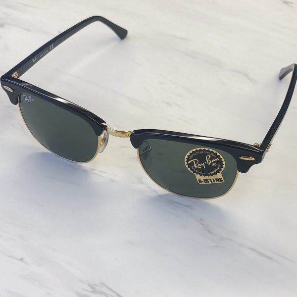 Ray Ban Clubmaster Classic Top View