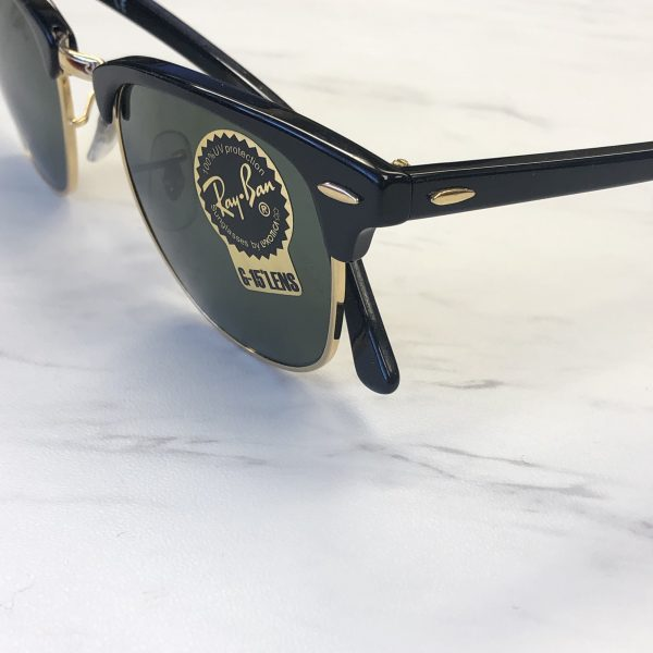 Ray Ban Clubmaster Classic Side View