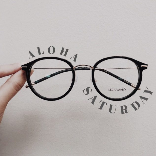 Kio Yamato Eyeglasses #alohasaturday #basic #classic #eyeframes #framestyle #optical #optometry #hawaiioptometrist #hawaiistagram #instahawaii #hilife #808hilife #alamoana #weekendmood #opticalillusion #spectacles #eyecare #eyehealth #eyeglasses #happysaturday